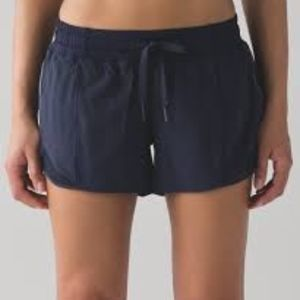 Lululemon Smooth Stride Shorts